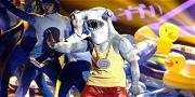Hammerhead Swims Home In Latest 'Masked Dancer' Elimination