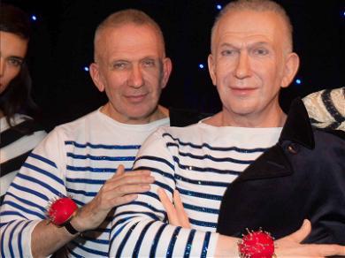 Jean-Paul Gaultier Met Jean-Paul Fauxtier, and It Was Creepy