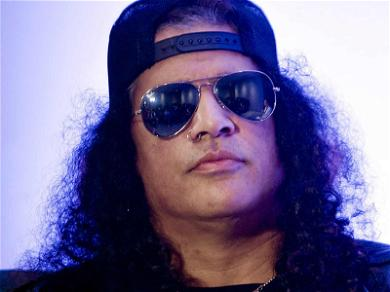 Guns N' Roses Legend Slash Wants Super Bowl Party Crasher Restrained
