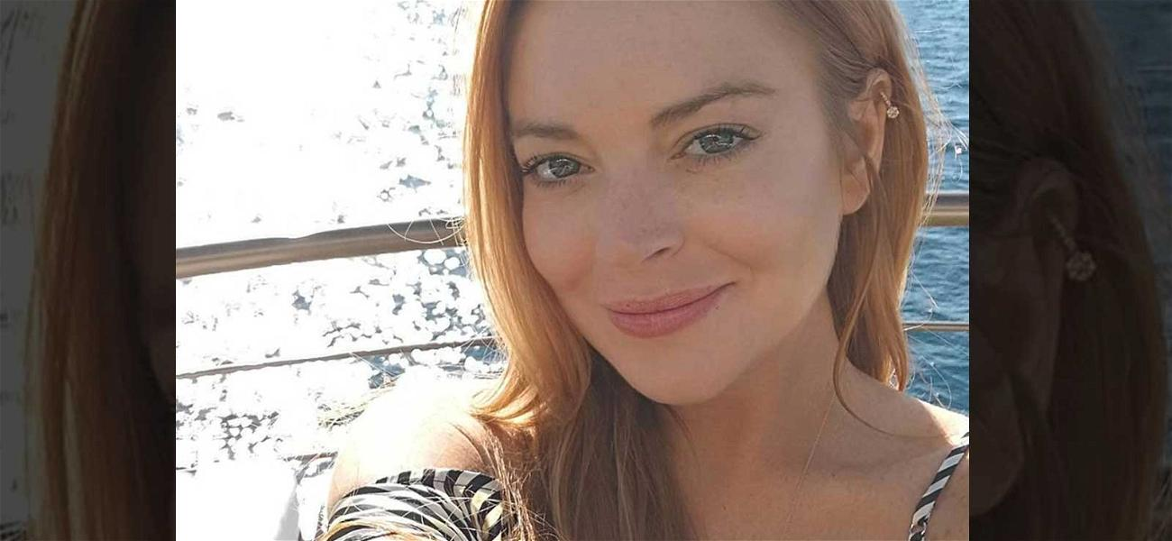 Lindsay Lohan Taking Movie Meetings in NYC, Ready for a Big Project