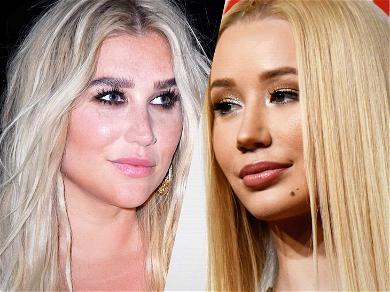 Kesha Not Buying Iggy Azalea's Claim She Didn't Collab with Dr. Luke on 'Savior'