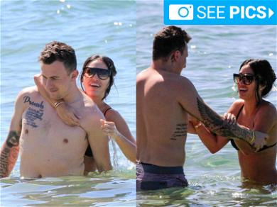 Johnny Manziel Soaking Up Lots of Sun in Hawaii with Fiancée
