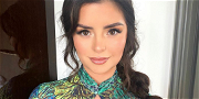 Demi Rose Pours Out Of Angelic Silk Dress In Stunning Selfie