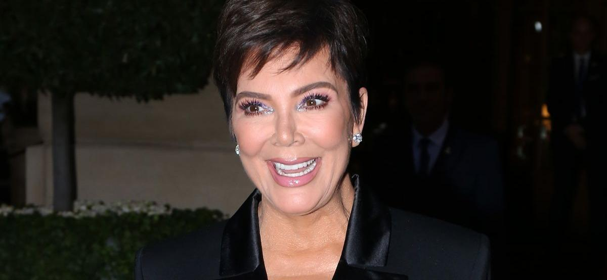 Kris JennerPlanning To Launch A Beauty Line
