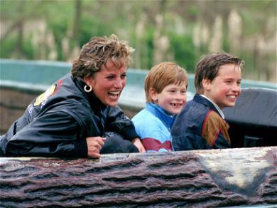 Prince Harry Admits That Princess Diana's Death Is Still 'A Wound That Festers'