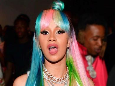 Cardi B Reveals She's In Final Month of Pregnancy, Can't Sit for Deposition