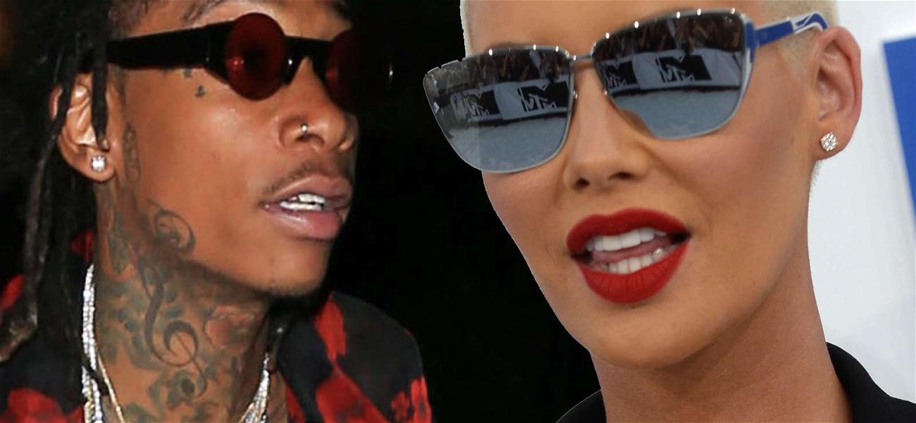 Amber Rose Tells Wiz Khalifa's Mom, Sorry Not Sorry I Called You Bad Grandma