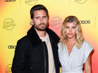 Sofia Richie & Scott Disick Ignore Break Up Rumors With PDA-Filled Night Out