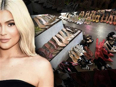 Kylie Jenner Catches Heat For Buying Shoes Instead of Helping Burning Amazon
