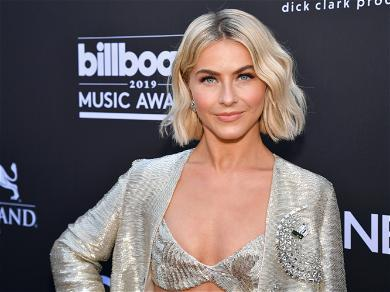 Julianne Hough Bares It All For Women's Health 'Naked Strength' Issue