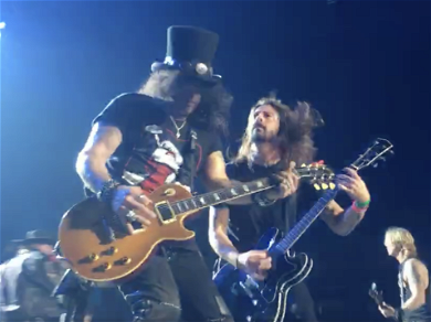 Dave Grohl Jams With Guns N' Roses, Officially Squashes Nirvana Beef