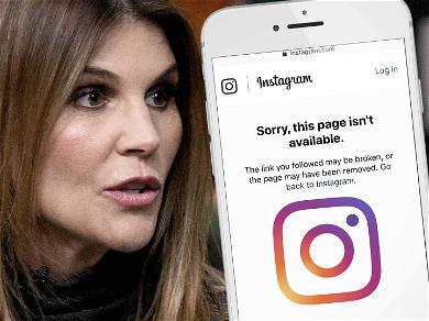 Lori Loughlin Deletes Social Media Amid College Admission Scandal