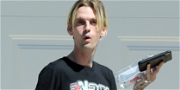 Aaron Carter Appears Thin & Sickly After Cancelling Tour Dates