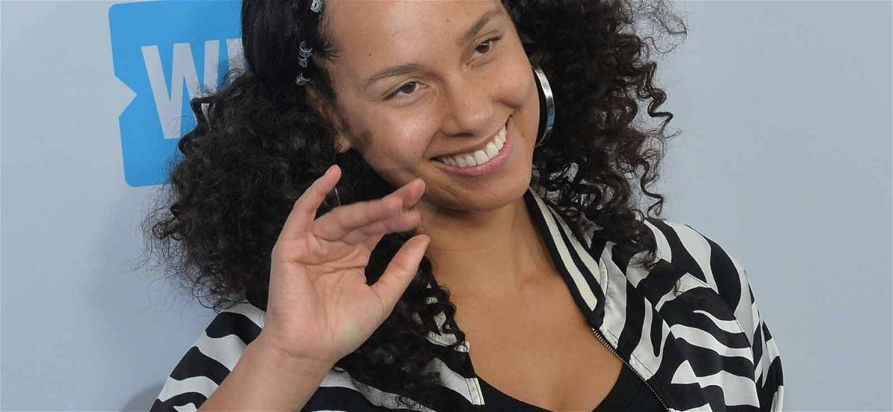 Alicia Keys Fights to Stay Out of Husband Swizz Beatz' Legal Battle
