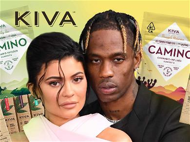 Kylie Jenner Hooked Travis Scott's Birthday Party Up with Tons of Cannabis Edibles