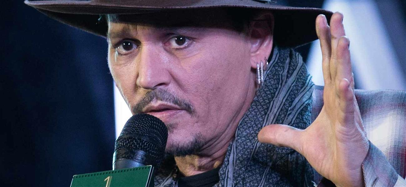 Johnny Depp's Alleged Assault Victim Drops Director From Legal Battle Over Film Altercation