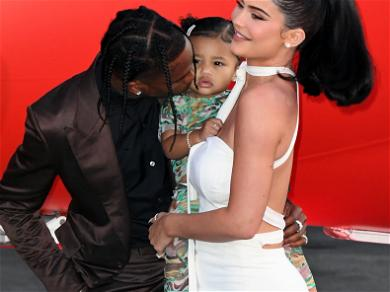 People Are Mad At Travis Scott and Kylie Jenner's Extravagant Gifts For Toddler Stormi