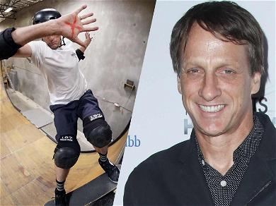 Tony Hawk Checks In Safe From The Coronavirus After Bam Margera Shares 'Sick' Meme