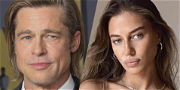 Brad Pitt Dating New STUNNING Angelina Jolie Look-Alike Model?! — See The Photos!!
