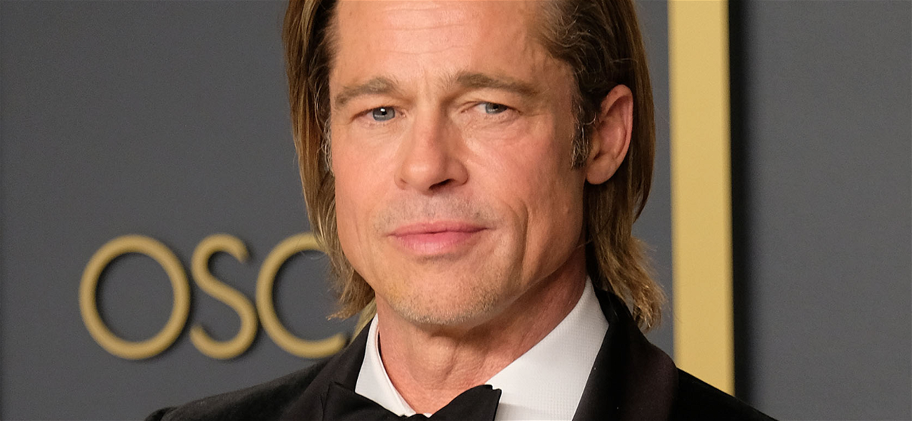 Brad Pitt's New Girlfriend Allegedly In 'Open Marriage' With 68-Year-Old!