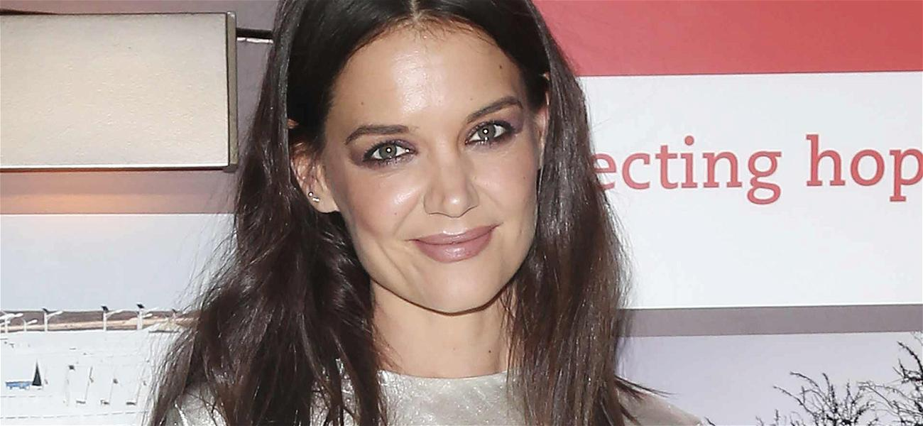 Katie Holmes Seen Making Out With New Younger Boyfriend, See The Steamy Pics!