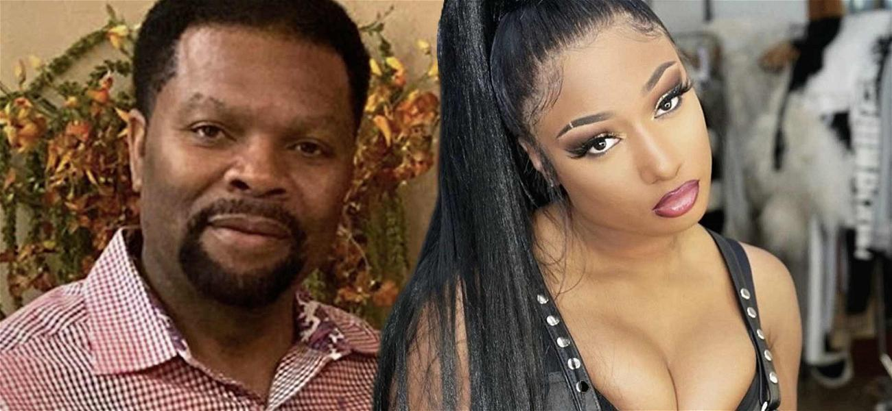 Megan Thee Stallion Warns  J. Prince: 'Respect My Deceased Mother!'