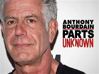 'Anthony Bourdain: Parts Unknown' at the Center of Lawsuit of Royalties