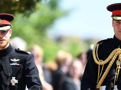 PrinceHarry Suspects Prince WilliamMay Be Behind Negative Press Stories