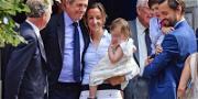 Hugh Grant Celebrates First Wedding at 57 Years Old!