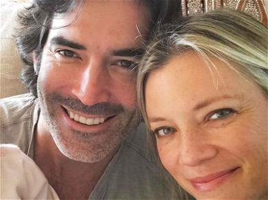 Amy Smart Comes to Defense of Husband Carter Oosterhouse After Sexual Misconduct Claims