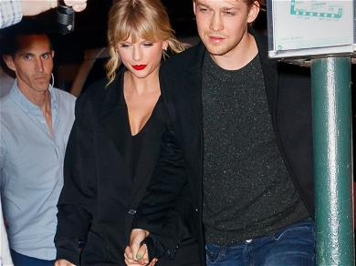 Taylor Swift Leaves Fans Wondering If She's Engaged After Stepping Out With Joe Alwyn After 'SNL'