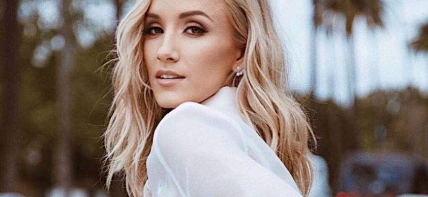 Gymnast Nastia Liukin Channels Barbie In Gorgeous Winter Outfit