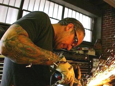 Jesse James' 'Monster Garage' Gets Green Light for January Premiere