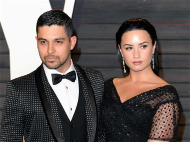 Demi Lovato Doing 'Very Well' and Leaning on 'Her Rock' Wilmer Valderrama