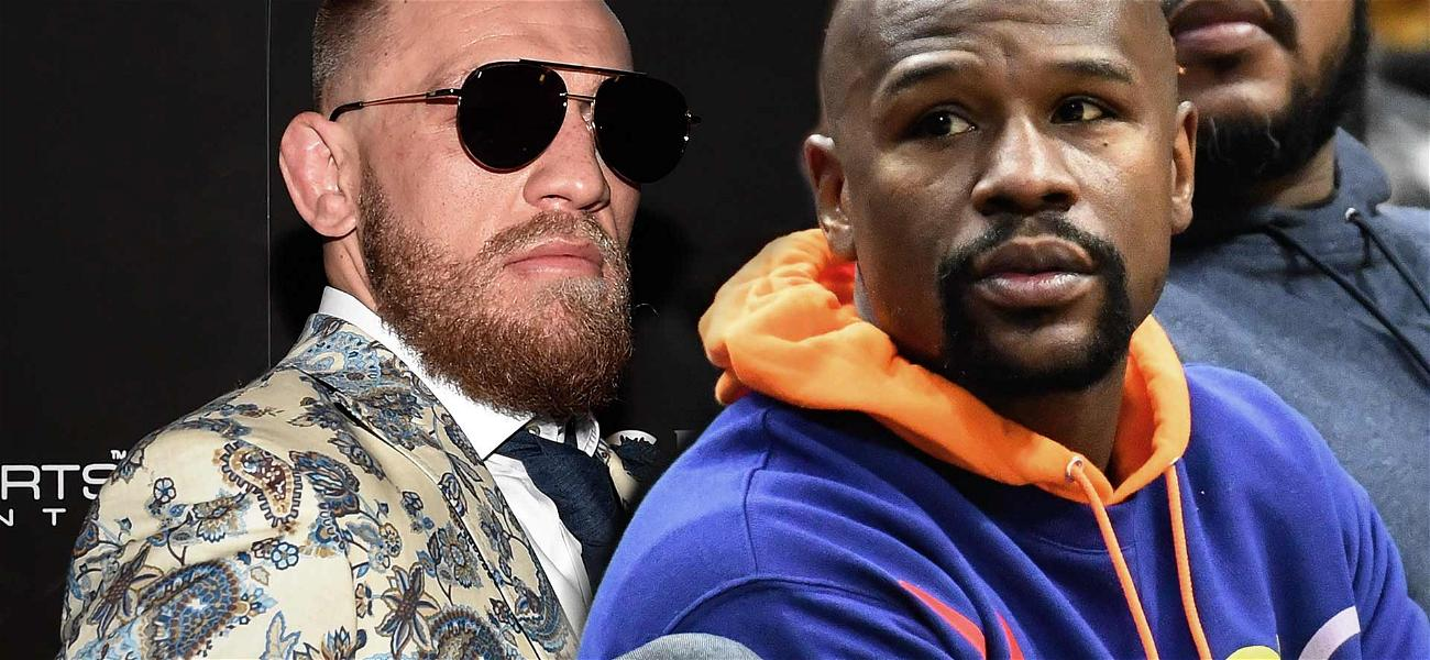 Fight Fan Sues Over Crowd Fight During Press Conference for Conor McGregor/Floyd Mayweather Fight
