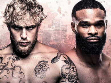 Jake Paul Talks Trash To UFC Star Tyron Woodley: You Ran Your Mouth Too Much!