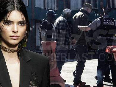 Kendall Jenner's Canadian Stalker Arrested in ICE Manhunt
