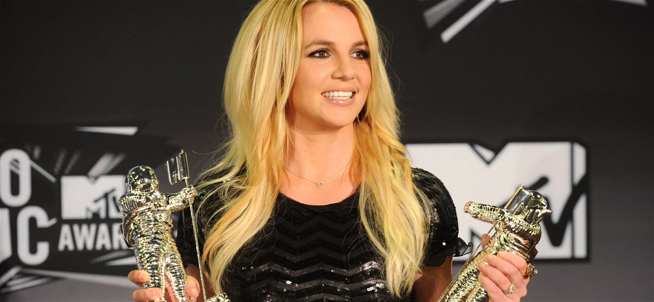 Britney Spears Shows Off Massive VMA Collection During Peek Inside Home