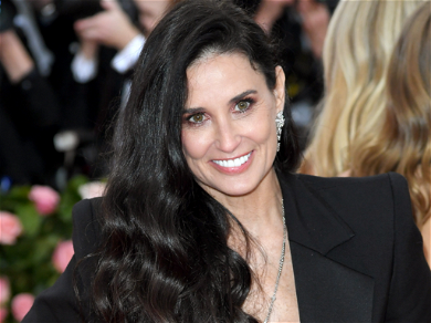 Demi Moore's Book Skyrockets To Top Of Charts After Spilling Ashton Kutcher Tea