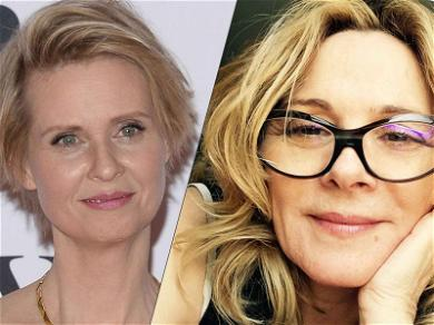 Kim Cattrall Responded to Cynthia Nixon With Love Before Tearing Into Sarah Jessica Parker