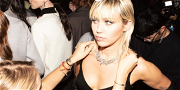 Miley Cyrus Posts Another TOPLESS Photo From Marc Jacobs Fittings – It's High Fashion!