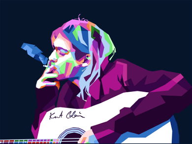 Kurt Cobain's FBI Documents Released Online 27 Years After Death