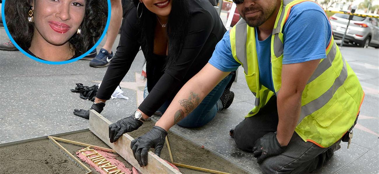Selena Quintanilla Getting Posthumous Walk of Fame Star
