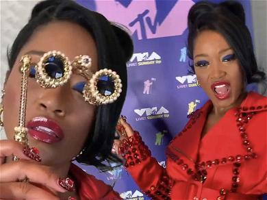 Keke Palmer Channels Janet Jackson's 'Nasty' Vibes To Tease 'VMA' Gig