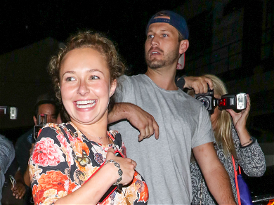 Hayden Panettiere Spotted With Troubled Boyfriend Brian Hickerson, Daughter Not Seen In Thanksgiving Photos