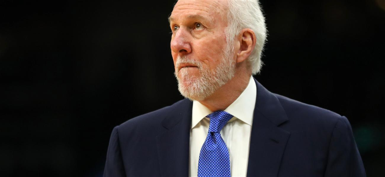 Spurs Head Coach Gregg Popovich Says People Who Don't Understand Black Lives Matter Movement Are Ignorant