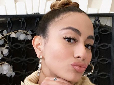 'Fifth Harmony' Star Ally Brooke Goes Blonde! See the Reveal