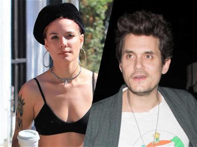 Halsey Addresses Those John Mayer Dating Rumors