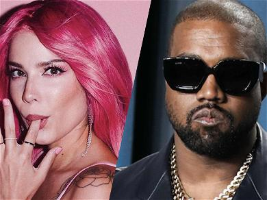 Halsey Goes On Twitter Tirade In Support Of Kanye West Amid Breakdown