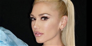 Gwen Stefani Suffers Xmas Baking Accident In Miniskirt & Fishnets